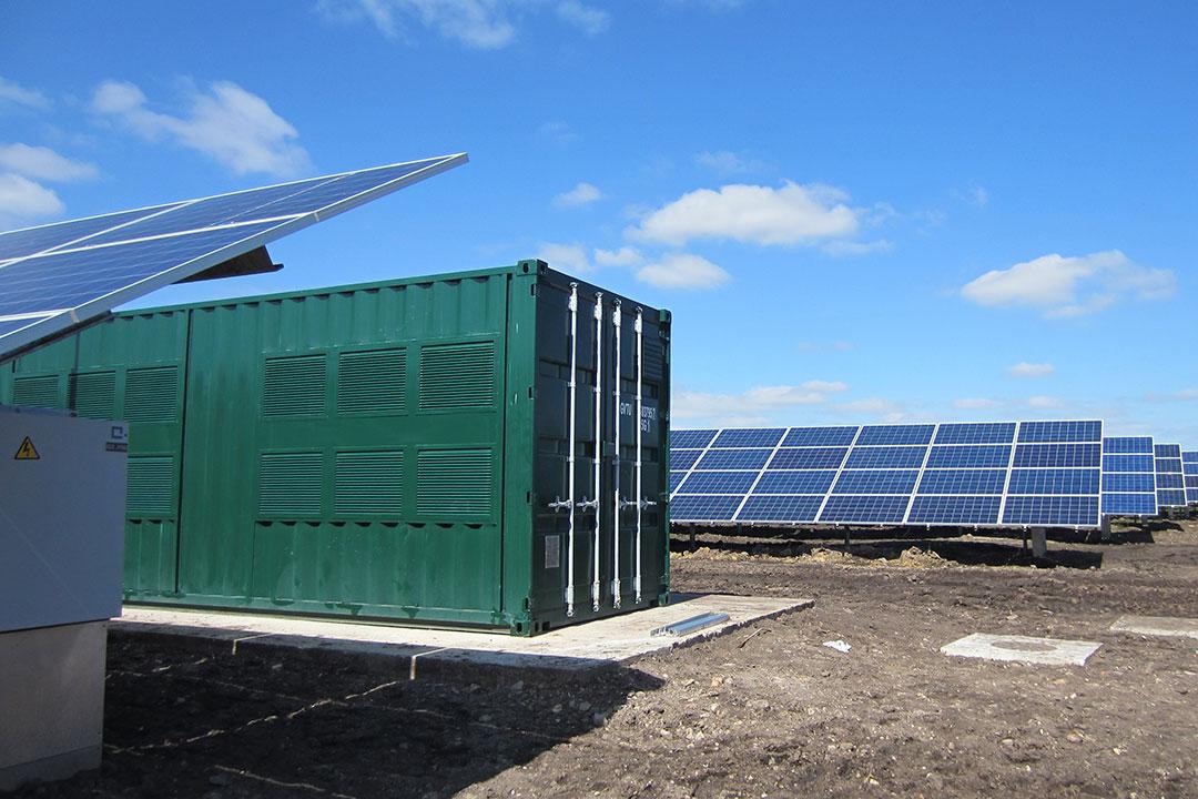 Planta solar Parley