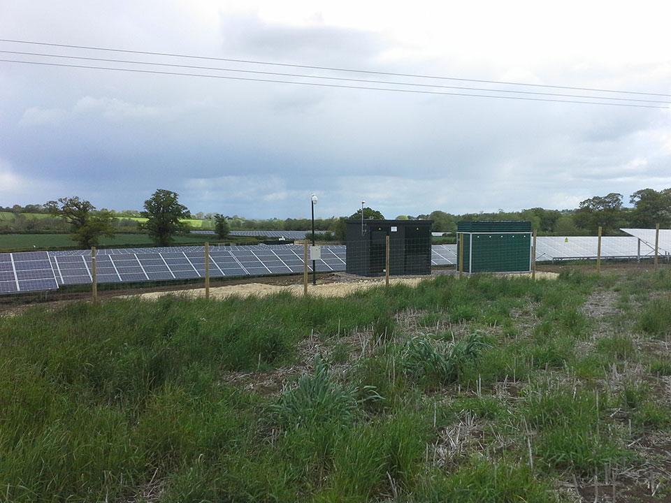 Planta solar Rolleston