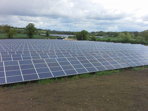 Planta Solar Stanton UK Bester
