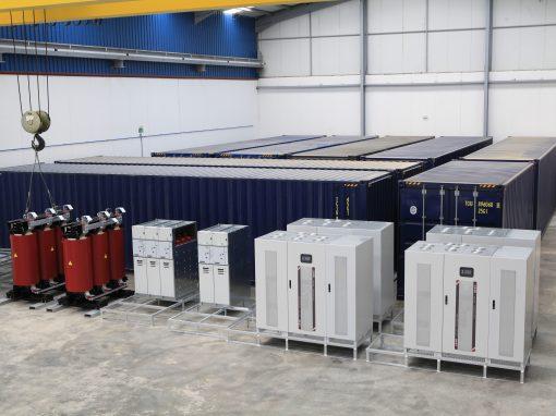 3 plantas solares en Chile para Aros Solar