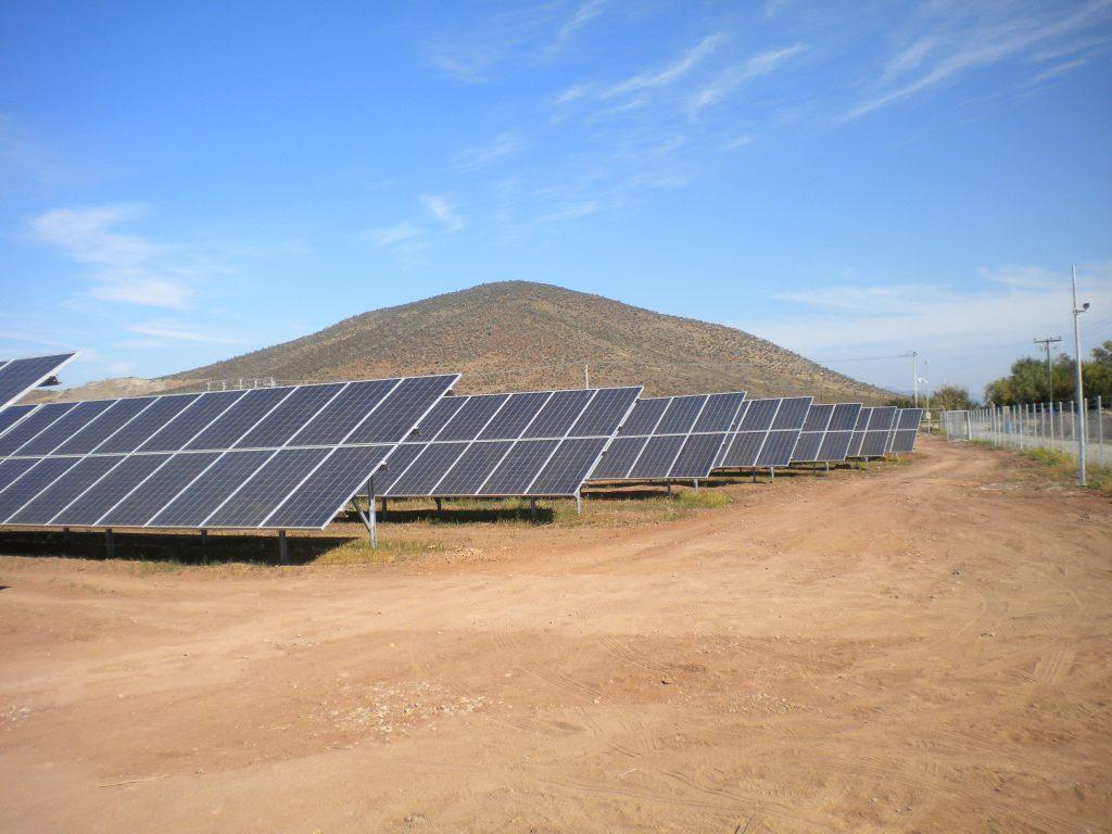 Planta solar Chile