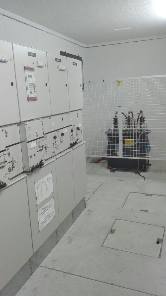Detalle suelo técnico prefabricado Selma
