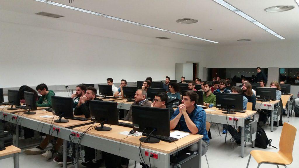 Master Class ETS Ingenieria Industrial de la Universidad de Málaga