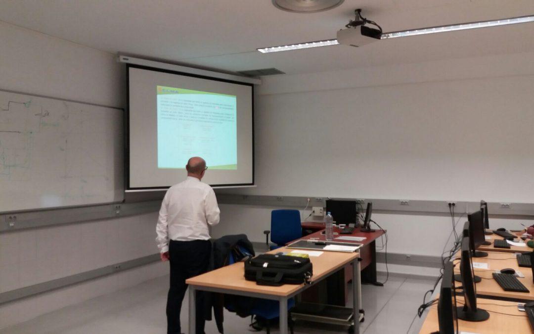 Master Class Selma en la ETS Ingeniería Industrial UMA