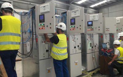 Subestación Elmya Ayesa PSF 40 MW en Intipampa