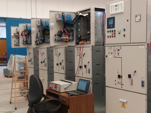 Subestación PSF 40 MW Intipampa