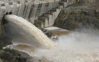 Centros Selma para la obra de Ferrovial en la presa Daivoes en Portugal
